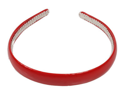Bright Red Alice Band