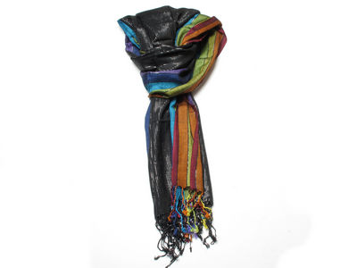Tiffany Rainbow Scarf