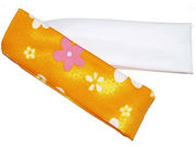 Orange Bright Daisy Headbands