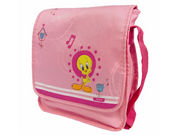 Tweety Pink Courier Bag