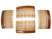 7cm Tort Side Hair Combs