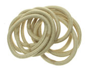 Blonde Snag-Free Hair Elastic Bobbles