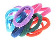 Bold Mixed Endless Hair Elastics