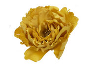 Yellow Flower Hair Clip