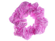 Lilac Tone Creased Scrunchie Hair Bobble