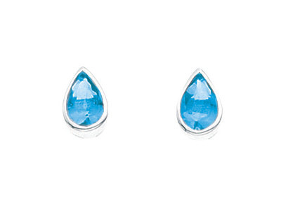 elite stud elements crystal blue earrings light image jewels swarovski lightblue