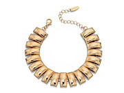 Fiorelli Ladies Gold Bar Bracelet