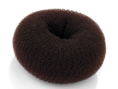 Brown Large Bun Shaper