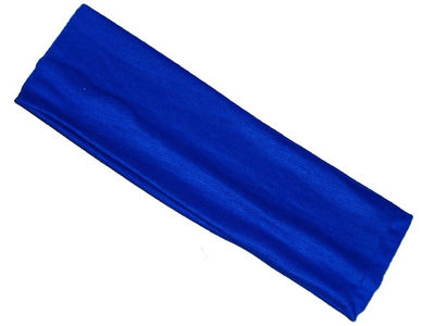 Royal Blue Wide Headband