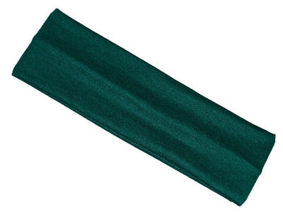 Bottle Green Wide Headband