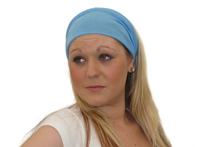 Blue 8 in 1 Headband