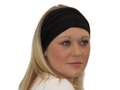 Black 8 in 1 Headband
