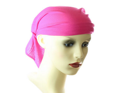 Hot Pink 8 in 1 Headband