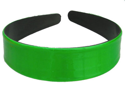 Neon Green Hair Band