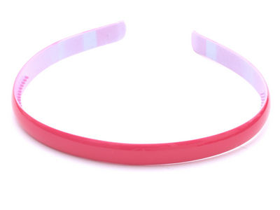 Cherry Pink Narrow Alice Band