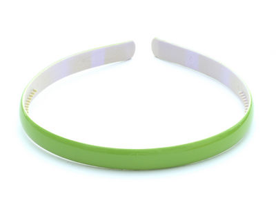 Lime Narrow Alice Band