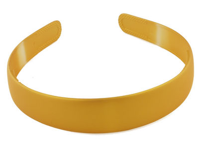 Gold Matte Alice Band