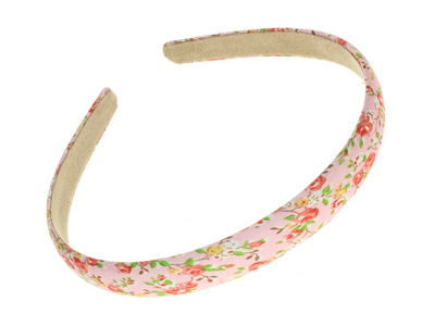 Pink Ditsy Floral Headband