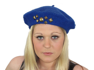Chatham Beret - Royal Blue