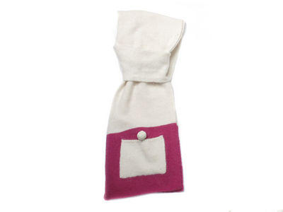 Winter Super Soft Grace Scarf - Cream
