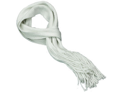 Winter Super Soft Gypsy Scarf - Winter White