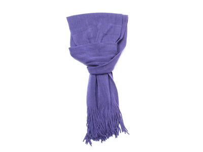 Winter Super Soft Rhona Scarf - Purple