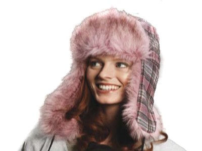 182636b6334bf5 Tracey Check Trapper Hat - Buy 1 Get 1 Free