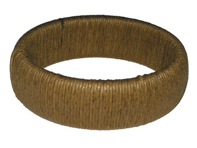Brown Cord Bangle