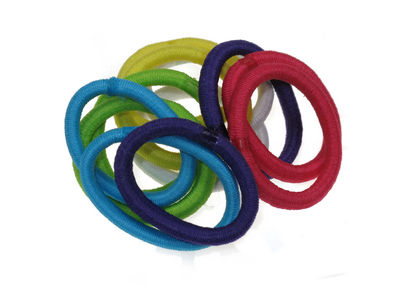 Mini Bright Snag-Free Elastics