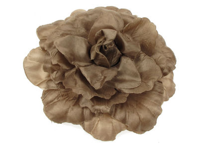 Molly Brown Layered Flower Hair Clip / Brooch
