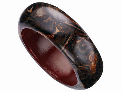 Wood Lacquered Bangle
