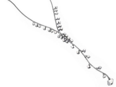 Fiorelli Bead Chain Y Necklace