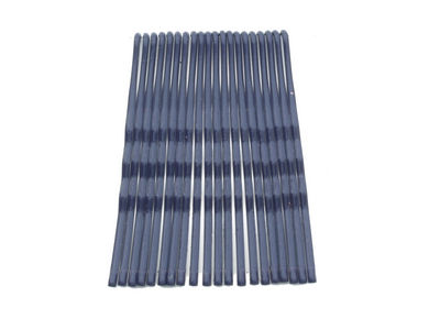 Navy Blue Hair Grips