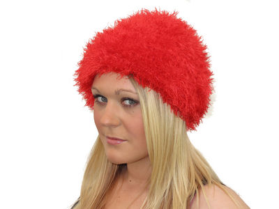 Winter Super Soft Red Magical Hat