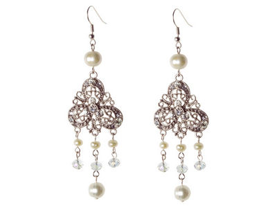Fairytale Pearl Earrings