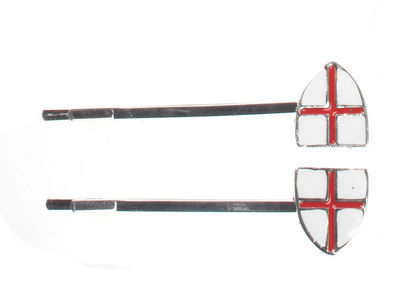 England Flag Slides - Shield