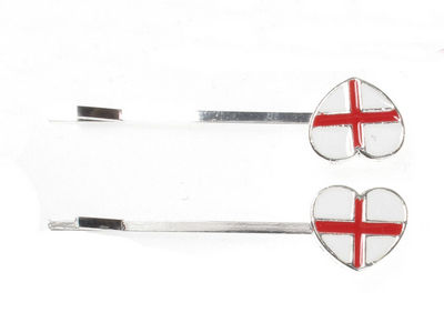 England Flag Slides - Heart