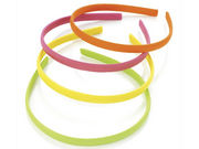 Girls Neon Coloured Headbands