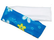 Blue Bright Daisy Headbands