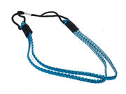 Blue Plaited Headband Elastic