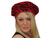 Cambridge Beret - Red