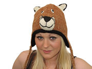 Cougar Trapper Hat