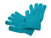 Soft Stretchy Jade Green Smooth Magic Gloves