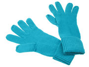 Super Soft Rhona Gloves - Aqua