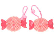 Salmon Pink Sweetie Hair Bobbles