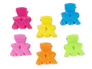 Mini Criss Cross Hair Claw Clips