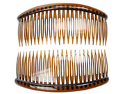 12cm Tort Brown Side Hair Combs