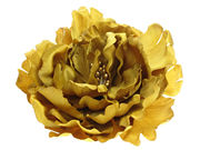 Gold Flower Hair Clip