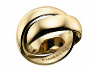 Fiorelli Gold Interlinked Ring