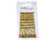 20 x 65mm Hair Grips Blonde